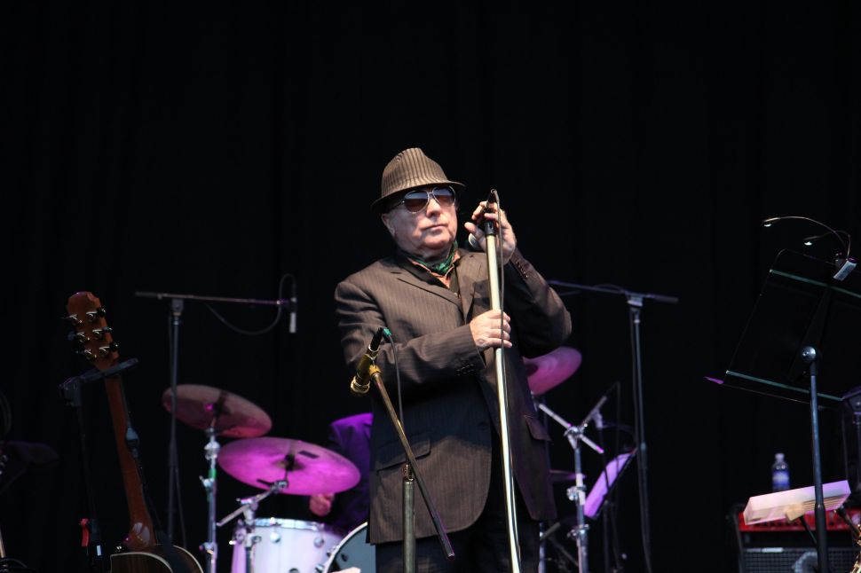 All the Cool Dads: Father's Day Weekend With Van Morrison