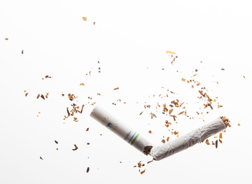 Call Me a Quitter: An Ode to Allen Carr's 'Easy Way to Stop Smoking'