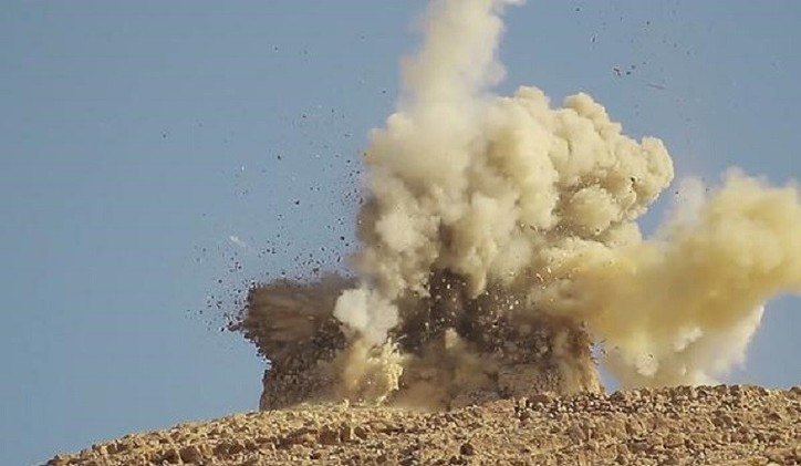 ISIS Begins Destruction of Ancient Syrian City