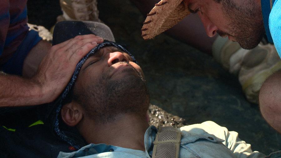 'The Island' Recap 1×03: Cast Member Describes Bleeding into an Ocean of Sharks