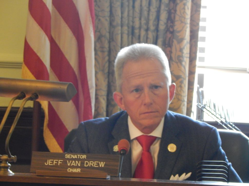 Van Drew: mum on CD 2 bid, vocal on support for Andrzejczak, Land in LD 1 Assembly race