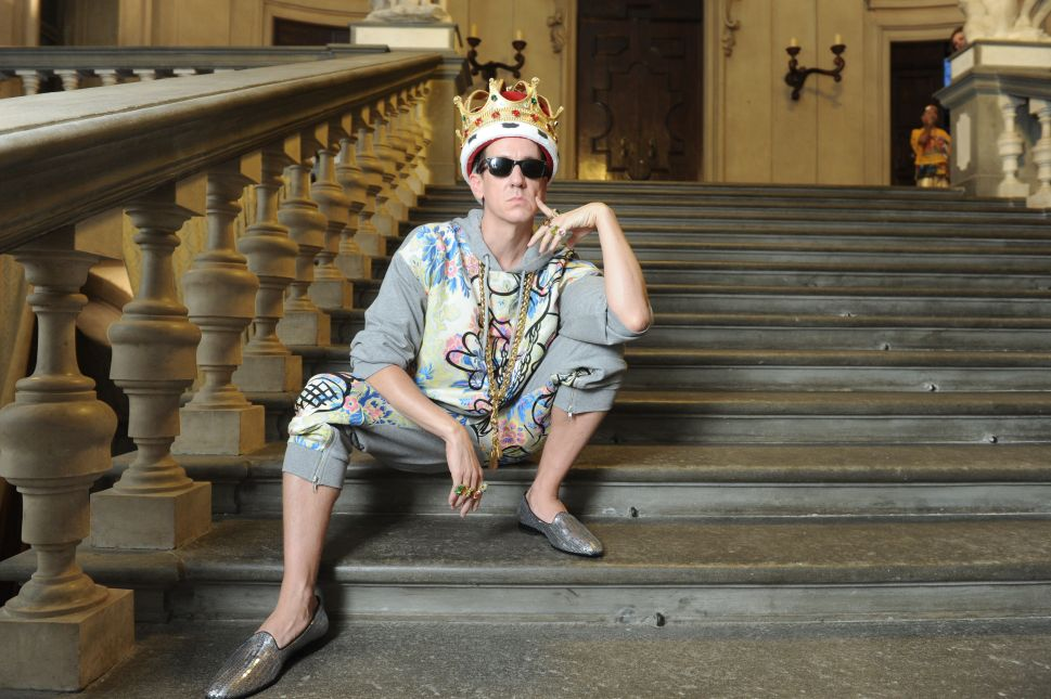 Is Jeremy Scott King of the After-Party?