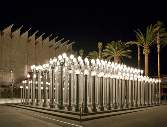 On Los Angeles Icon Chris Burden and other Awesome Angelenos