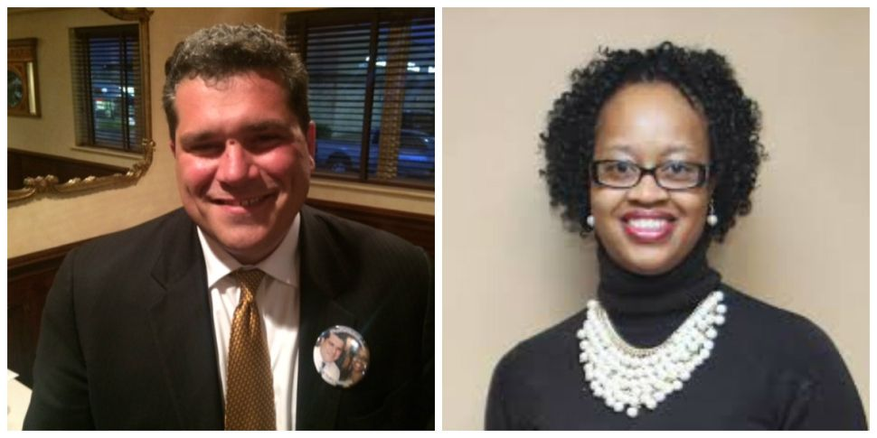 Chiaravalloti, McKnight win LD 31 Dem Assembly primary in landslide