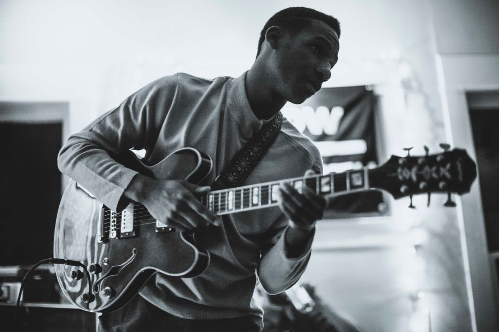 Leon Bridges: The Silk-Voiced Savior Pop Music Needs