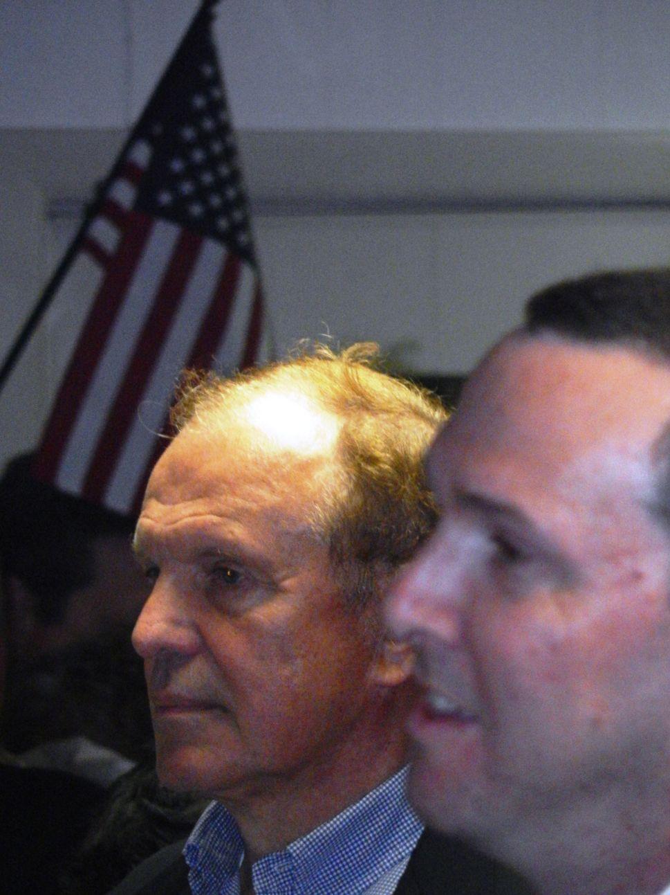 Lesniak: If offered the senate presidency, 'I would decline'