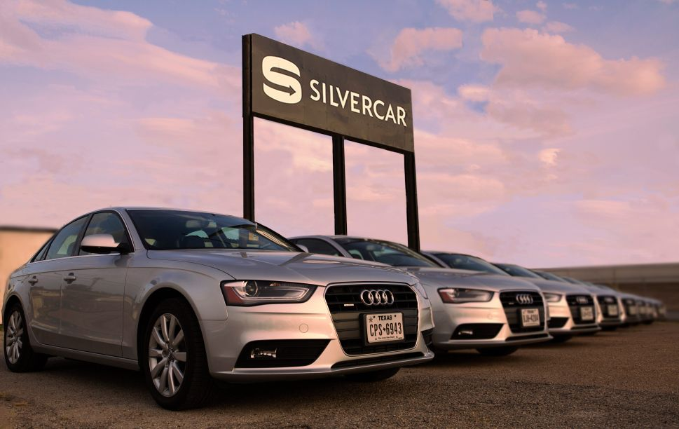Silvercar Arrives in New York City With a Fleet of Audi A4s