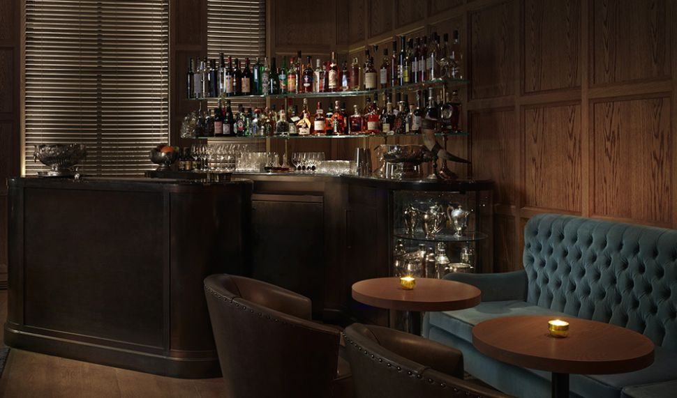 Visit The Punch Room in London for One of the Best Proper Cocktails in the World.