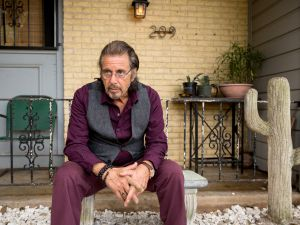 Al Pacino in Manglehorn, directed by David Gordon Green.