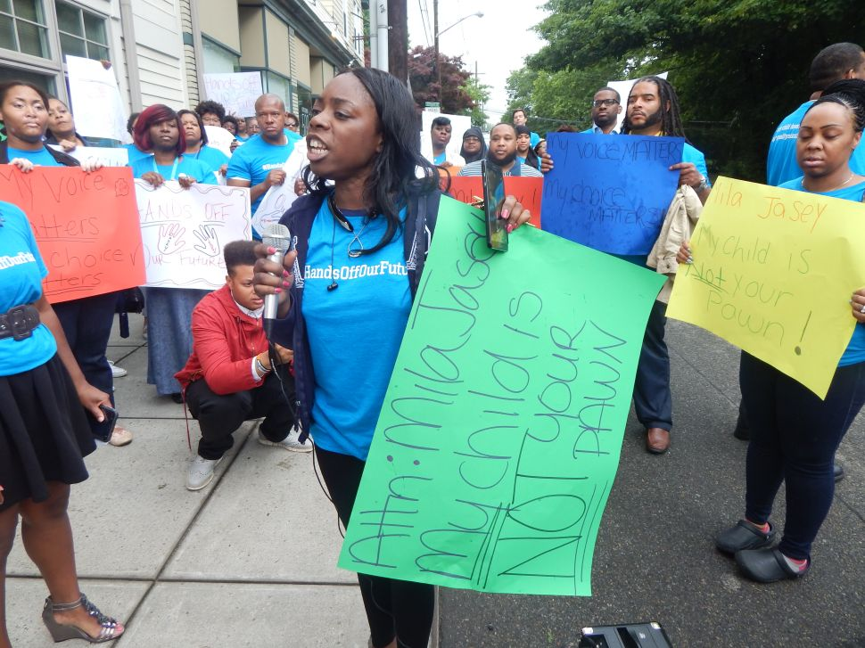 Maplewood protest about Assembly bill underscores ongoing N.J. education policy struggle over charter schools