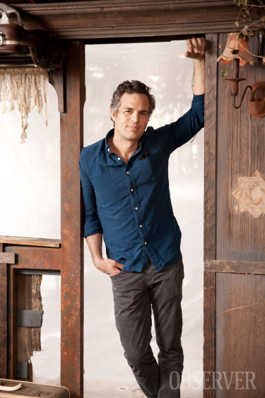 We Called It: Mark Ruffalo, Observer Cover Star, Gets Globe, SAG, Critics Award Noms
