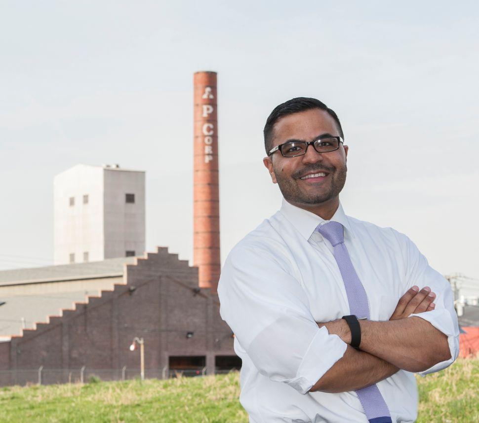 Paterson Ward One Race: Martinez pursuing council seat