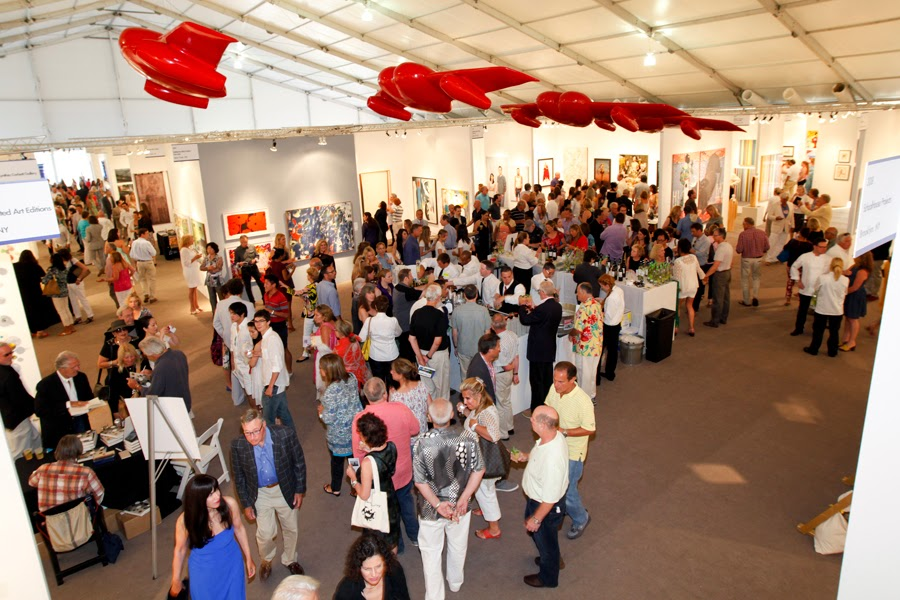 Behold! The Galleries From Around the Globe That Will Be at ArtHamptons