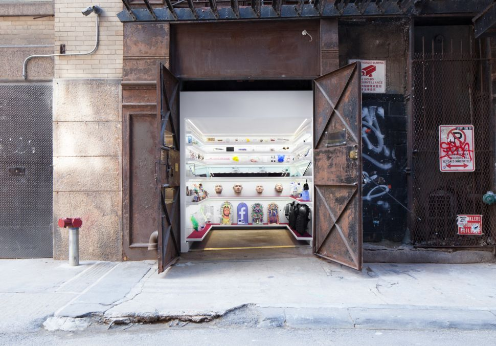 Peer Inside, Briefly, the Smallest Museum in New York