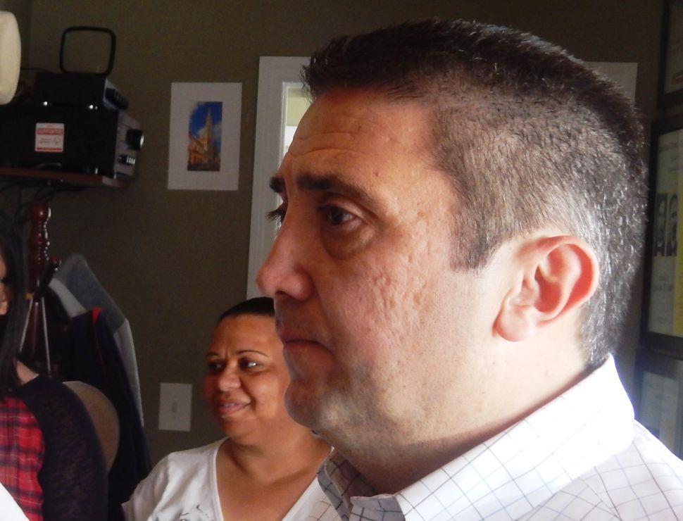 Monteiro convinced realtors' money in LD20 race shows establishment 'desperation'