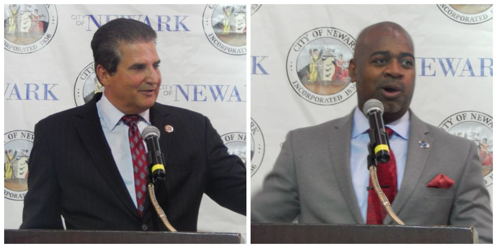 """Baraka, DiVincenzo: """"Newark is ready"""" to roll the dice on North Jersey casino"""