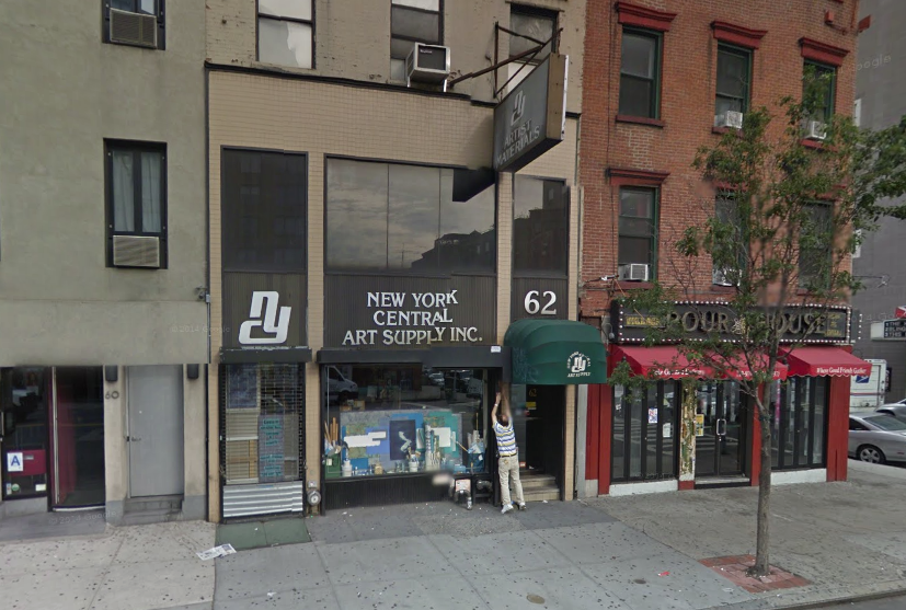 NYC's 110-Year-Old Art Store in Danger of Closing