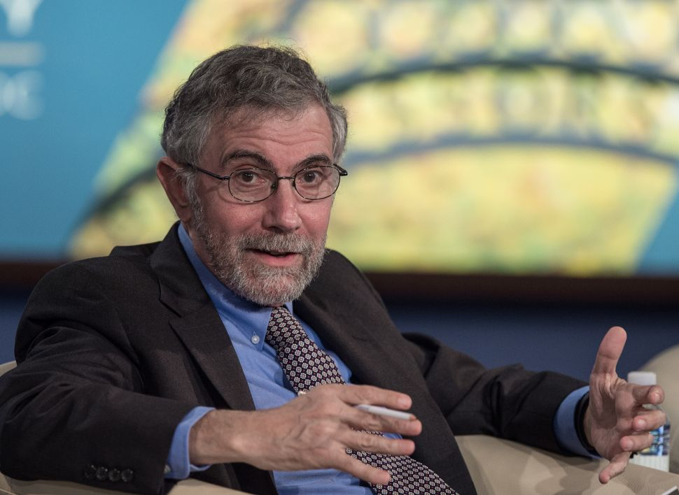 It's Time for Paul Krugman to Give Up on 'Derp'