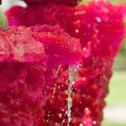 At Storm King, Sculptor Lynda Benglis Stakes Out Hudson Valley's Hills