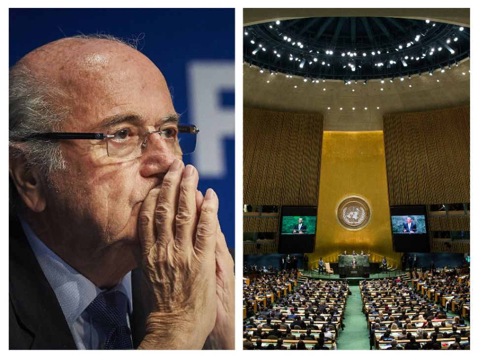 Will the UN Be the Next FIFA?