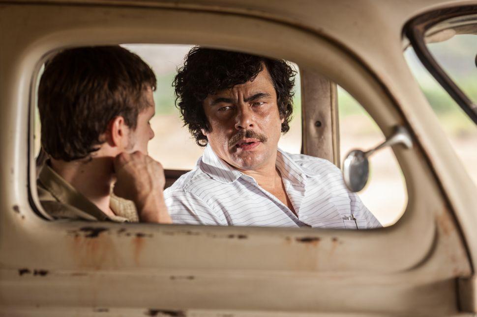 Welcome to the Jungle: Benicio Del Toro Is Pablo Escobar in 'Paradise Lost'