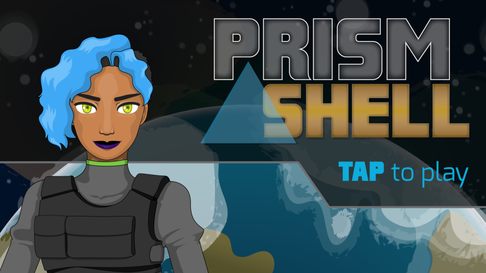 In 'Prism Shell,' Only a Skilled Black Woman Can Save the World From Alien Hordes