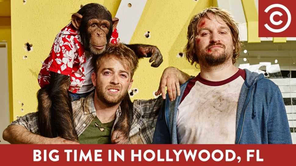 A Comedian's Plea: Give 'Big Time in Hollywood, FL' a Second Chance (and Season)