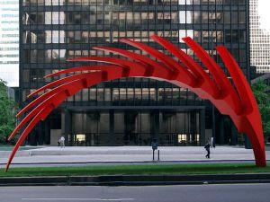 Santiago Calatrava, S1, (2015). (Photo: Marlborough Gallery)