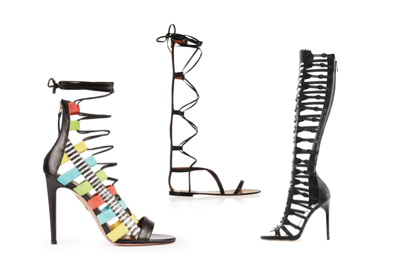 Step Into Battle With a Gladiator Sandal This Summer