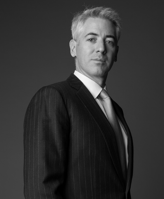 The Great Minds Of Investing: Bill Ackman