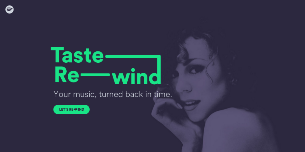 Spotify Rewinds Time and Tastes