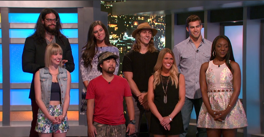 'Big Brother' Season 17 Premiere: The First Day of Summer