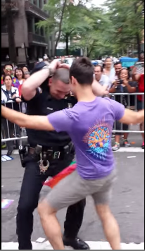 Afternoon Bulletin: Pride Weekend's Dancing Cop, City Creates Bail Fund and More