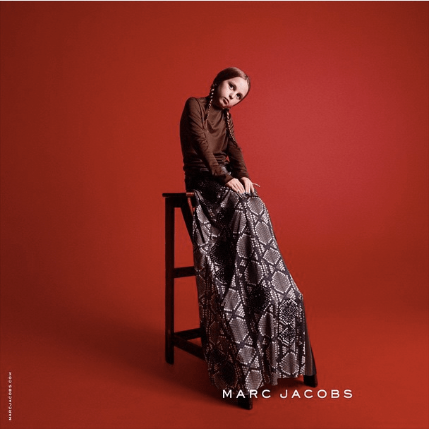 Style Knows No Age, According to Marc Jacobs