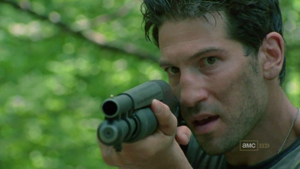 'Walking Dead' Star Jon Bernthal Cast as The Punisher in 'Daredevil' Season Two