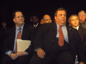 Stack at Christie kickoff: 'He's been a great friend'
