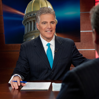 Steve Adubato welcomes Mayor Redd to NJ Capitol Report this weekend