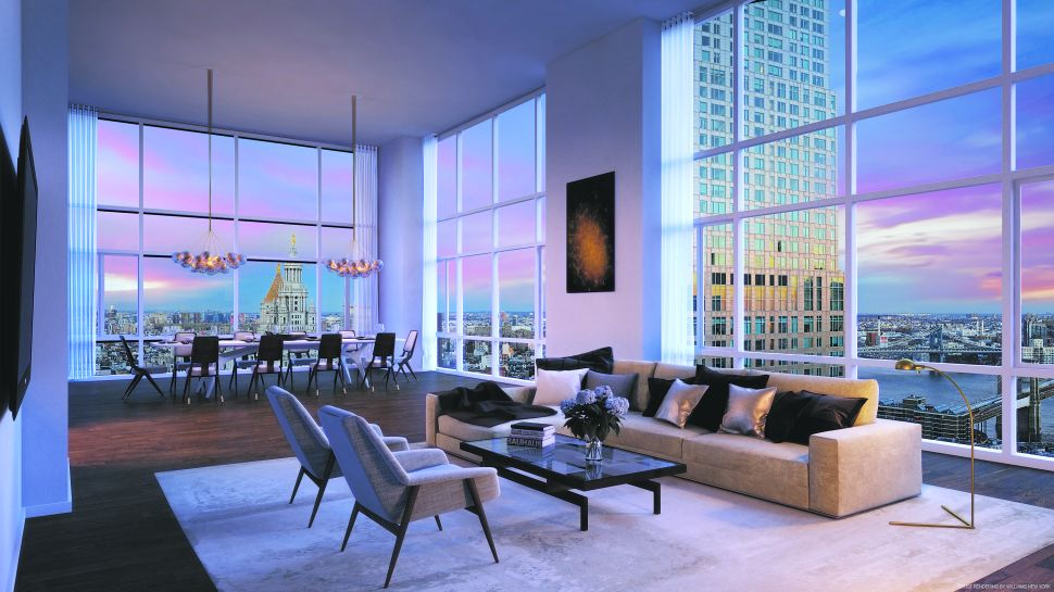 FiDi's Newest (and Next) Projects