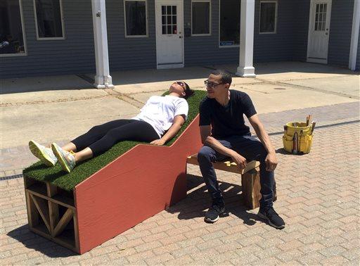 $10K Sculpture Mistaken for Trash in Connecticut Thrown in Dumpster