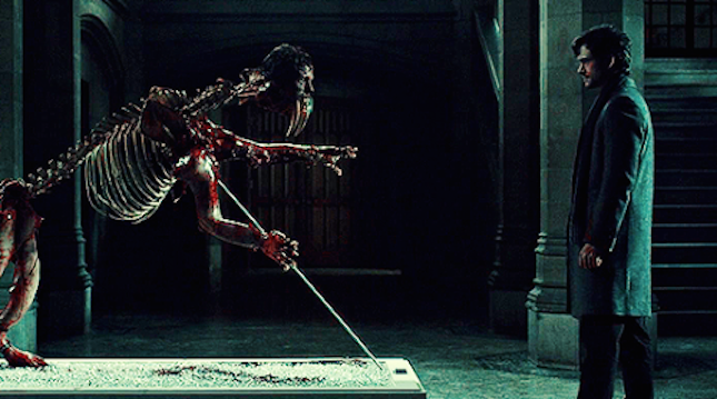 Open Letter to Television: 'Hannibal' Is the Design We Deserve