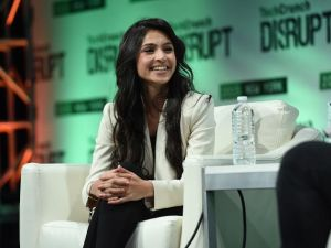 Payal Kadakia, co-founder of ClassPass, one of this year's Tech Insurgents. (Photo by Noam Galai/Getty Images)