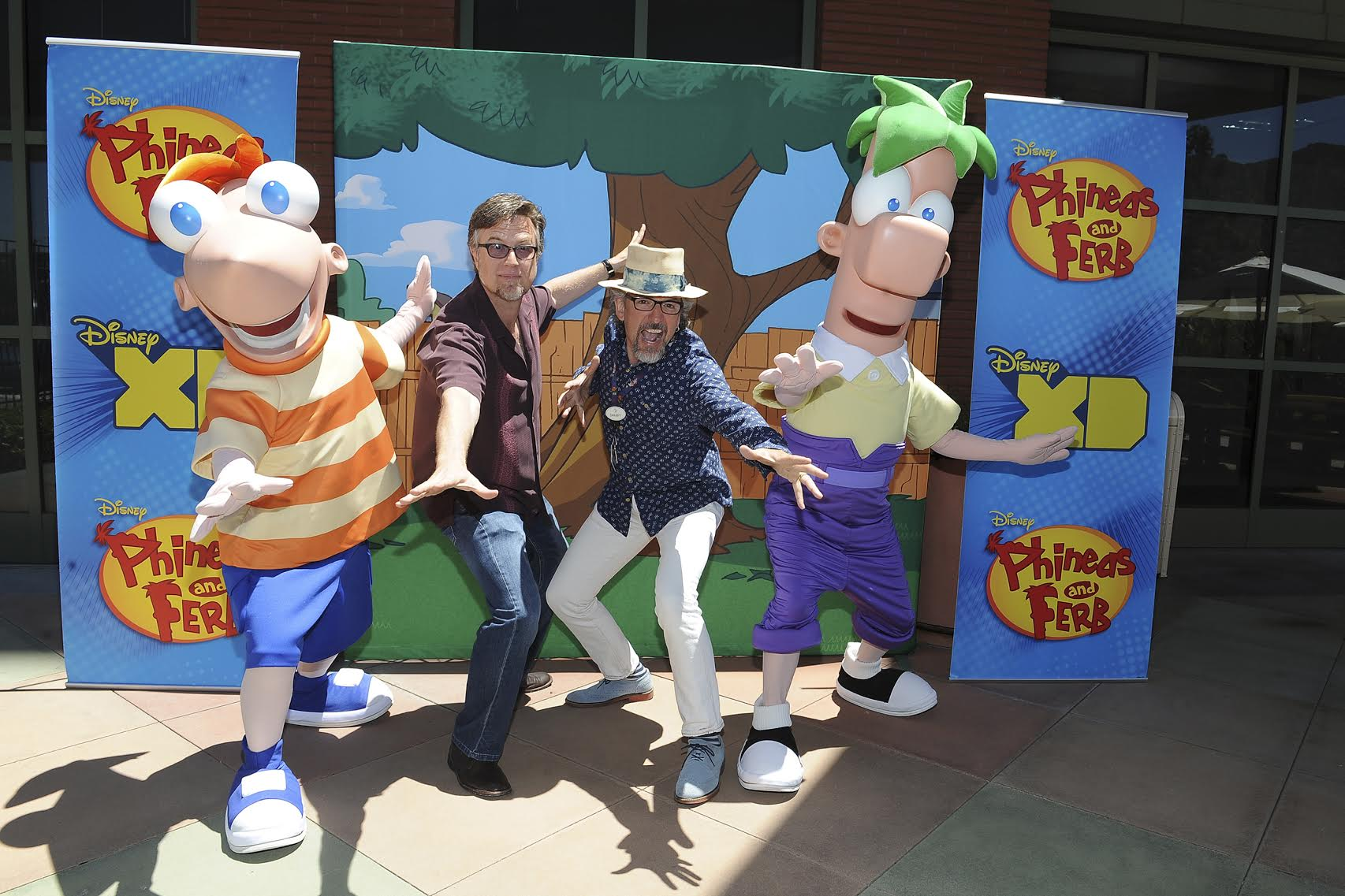 Phineas and Ferb Pilot Disneys Premier Voyage into