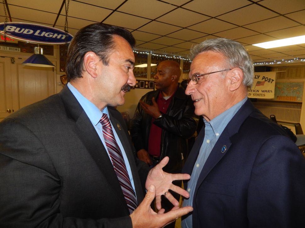 Prieto Locks Up Full Support of Dem Caucus for Another 2-Year Term as Speaker