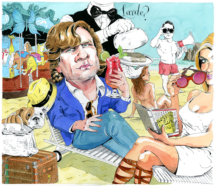 The 1% Summer: Our Wealthologist on Where to Sun, Swim and Eat $100 Lobster Salad