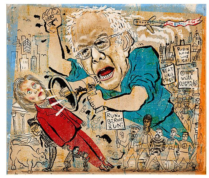 Berniemania! Why Is Socialist Senator Bernie Sanders So Popular?