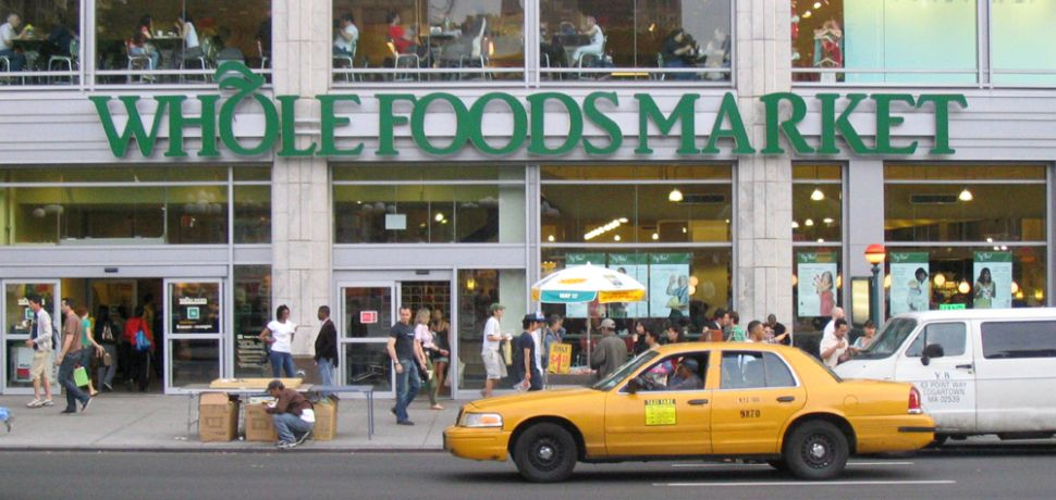 Afternoon Bulletin: Whole Foods in Legal Trouble for Inflating Prices (Again)