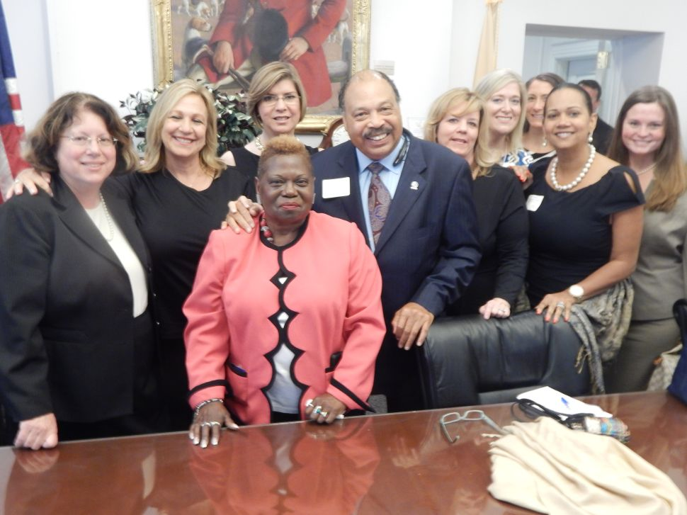 """At Women's Political Caucus of N.J. PAC event, """"Women get it done, yet again"""""""