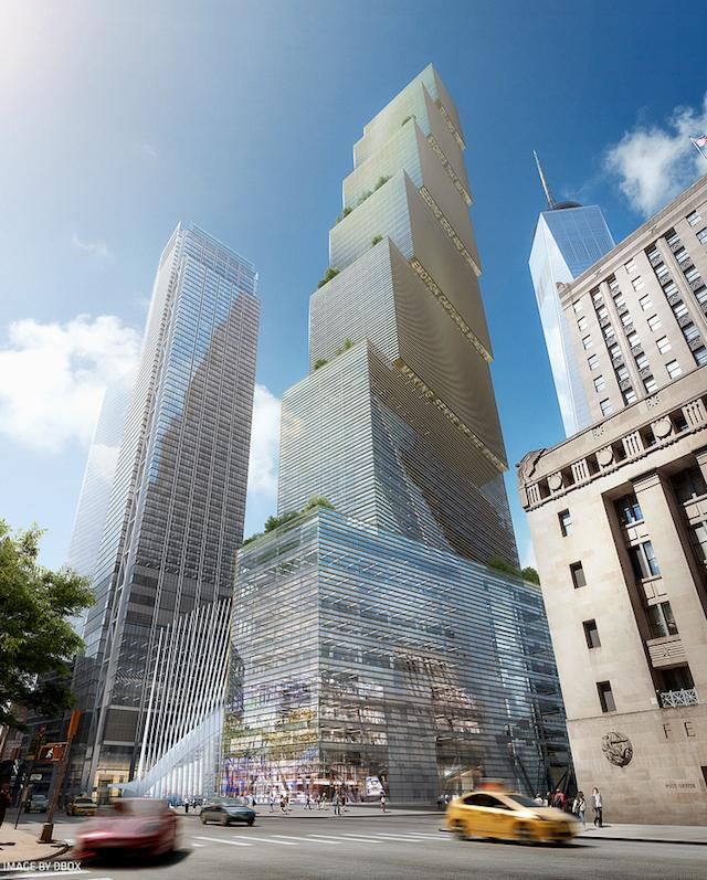 On the Market: New World Trade Center Tower Revealed; Big Furniture in Small Spaces