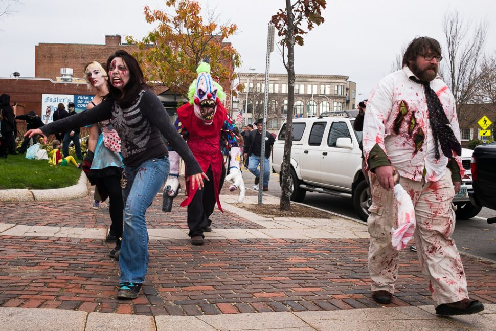 The Republican Presidential Field Vs. Zombies