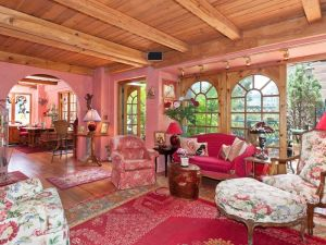 Nedda Casei has sold her pink Sutton Place penthouse. (Sotheby's)